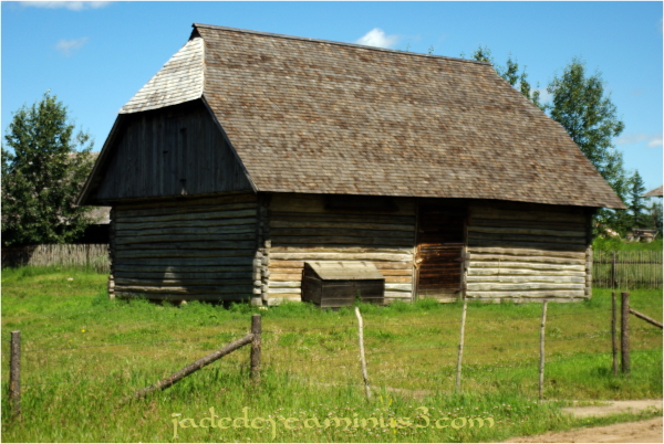 Slemko Granary   Built: 1913 Restored to: 1919