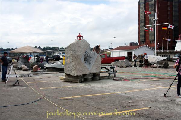 International Sculpture Spymposium VII