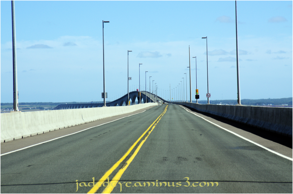 Confederation Bridge #2