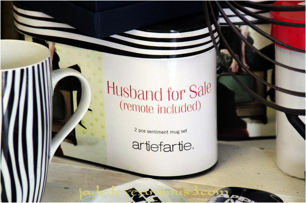 Husband For Sale