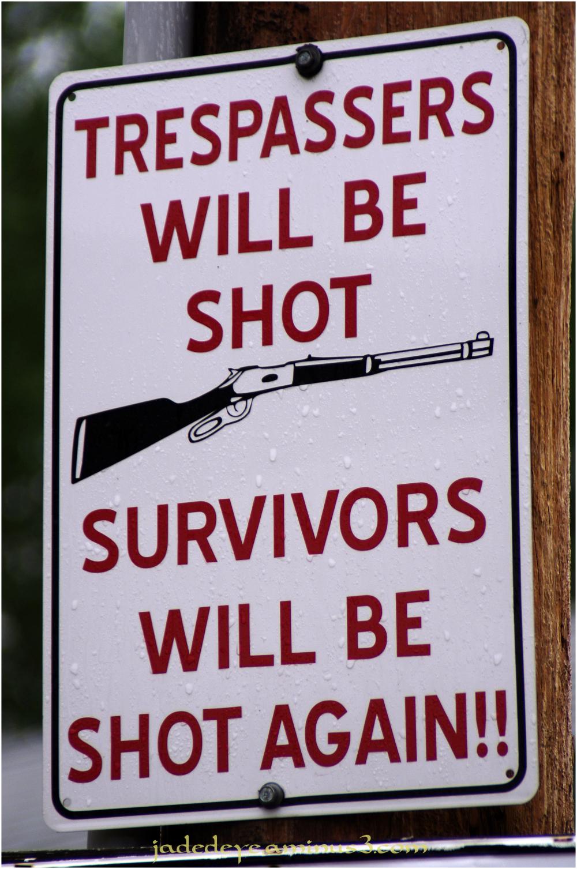 Woe To The Survivor!