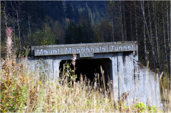 Mt Macdonald Tunnel