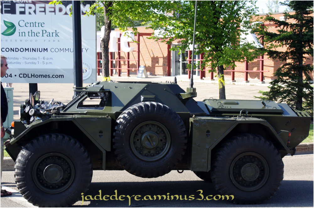 Scout Vehicle