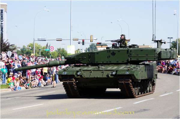 Armoured Salute