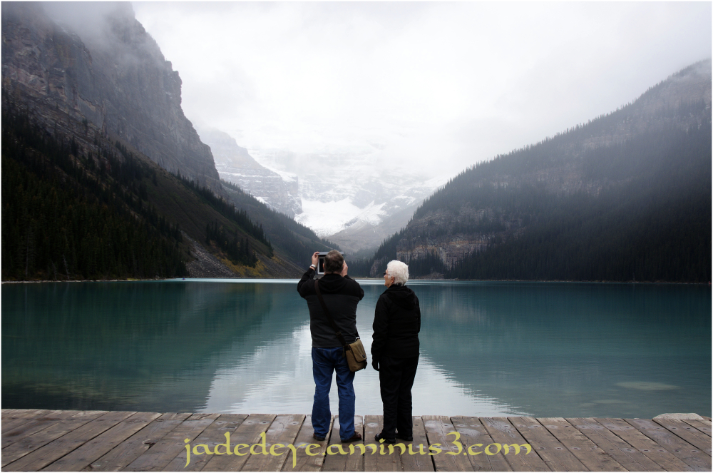 Lake Louise Dazzles