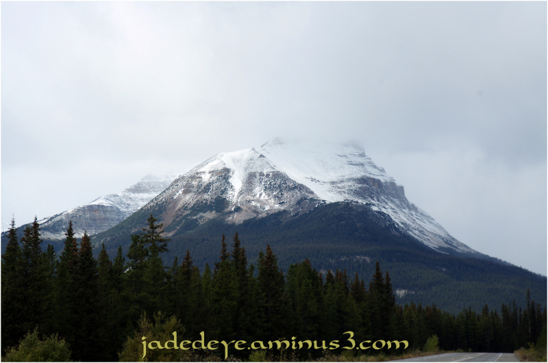 The Icefield Parkway