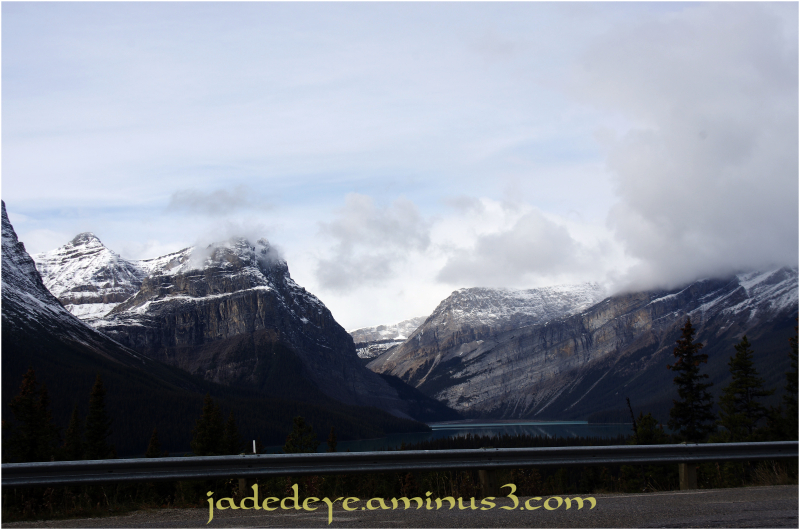 The Icefield Parkway III