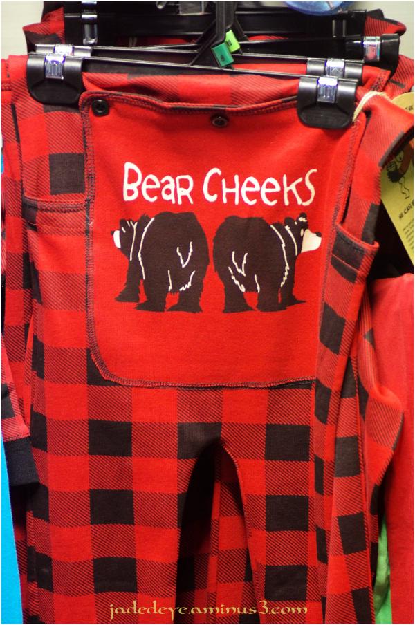 Bear Cheeks