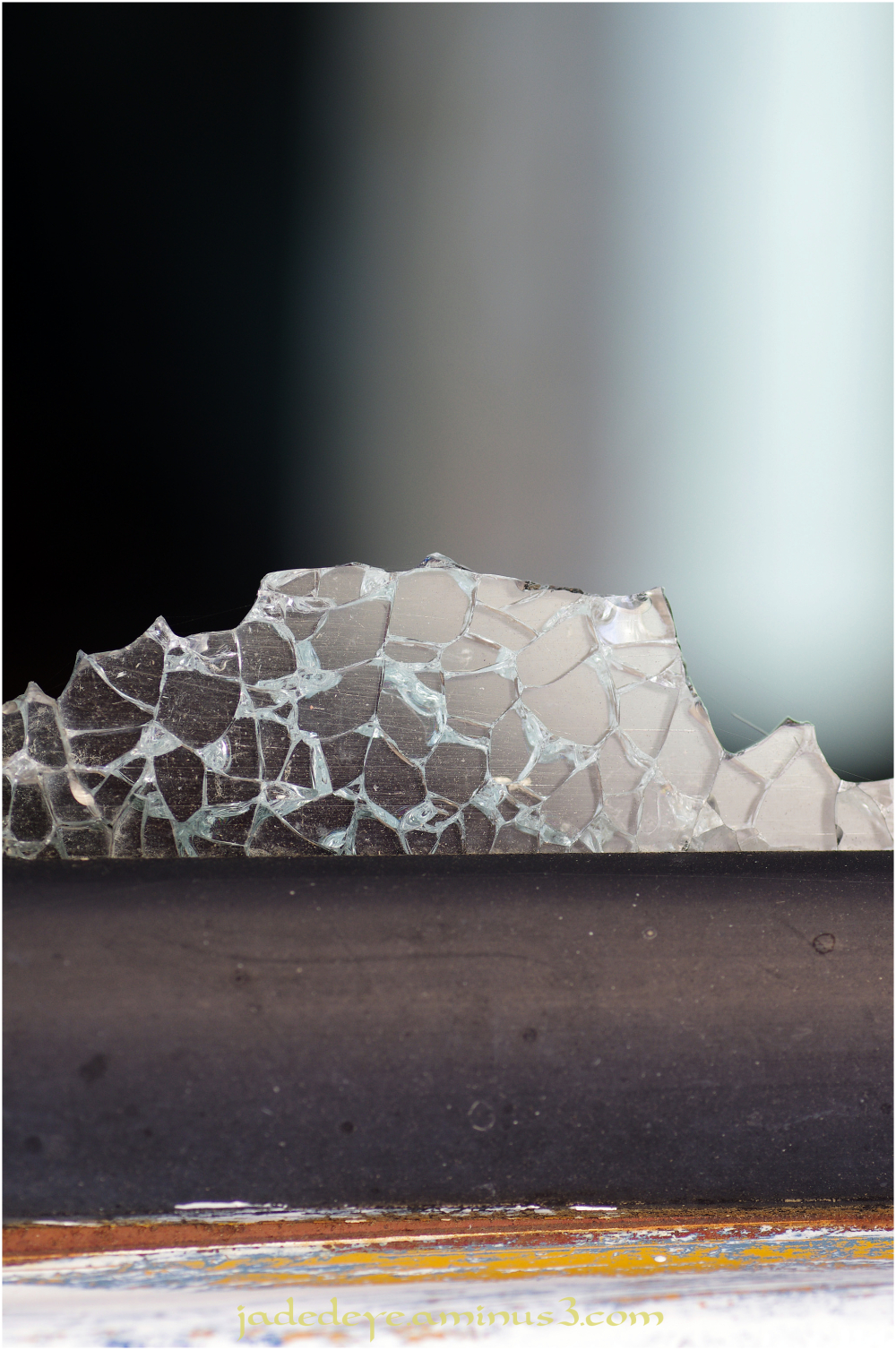 Pebbled Glass