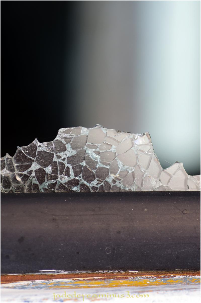 Pebbled Glass