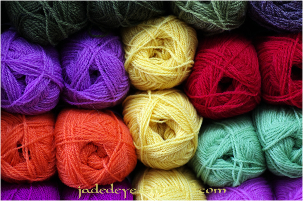 A Visit to the Wool Shop