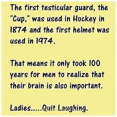 Hockey Fact!