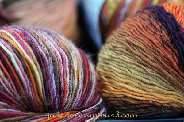 Multi-coloured III