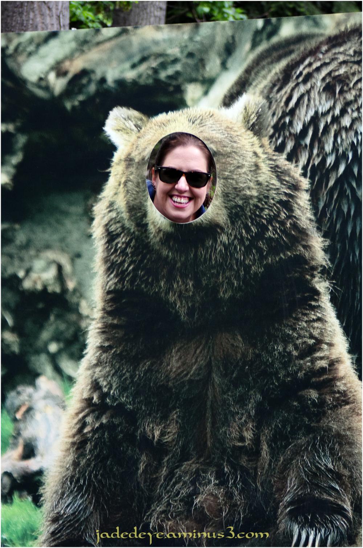 Aunt Kristen Can Be A Bear Sometimes!