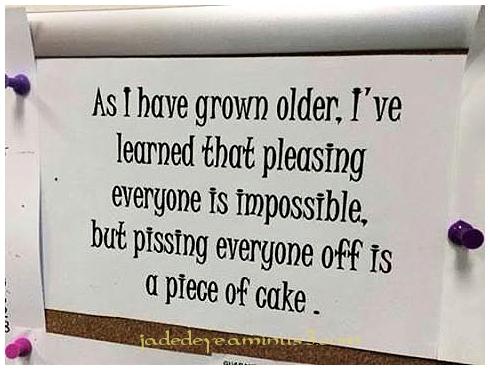 As I Have Grown Older....