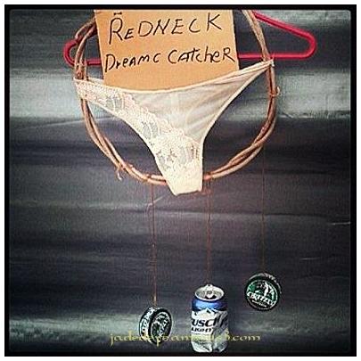 Redneck Dream Catcher