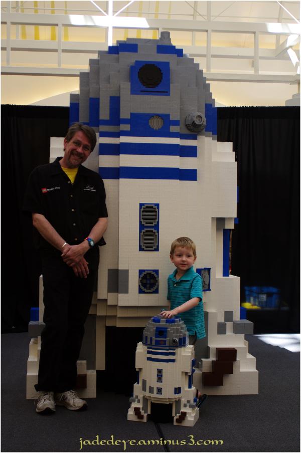 Lego Master Builder Paul Chrzan