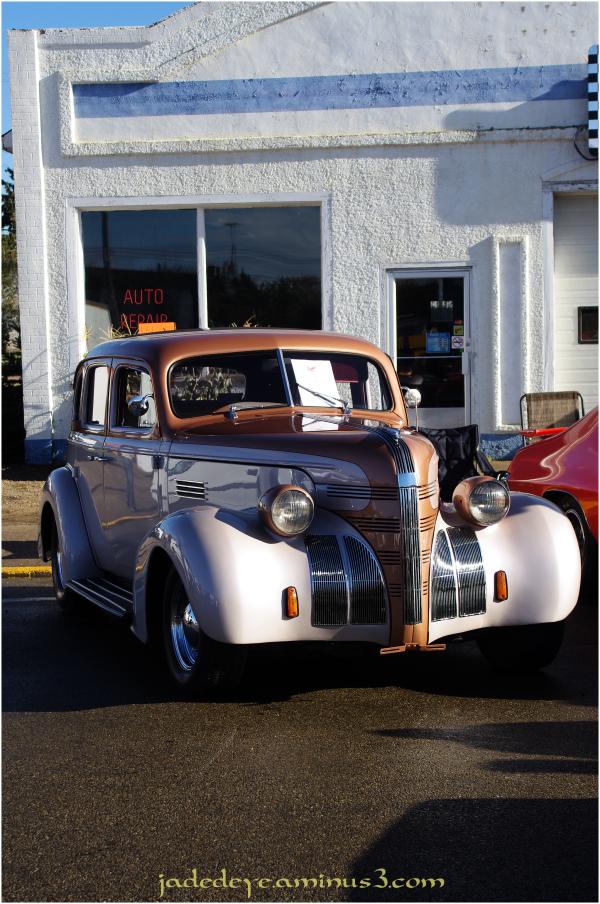 1939 Pontiac Chieftain