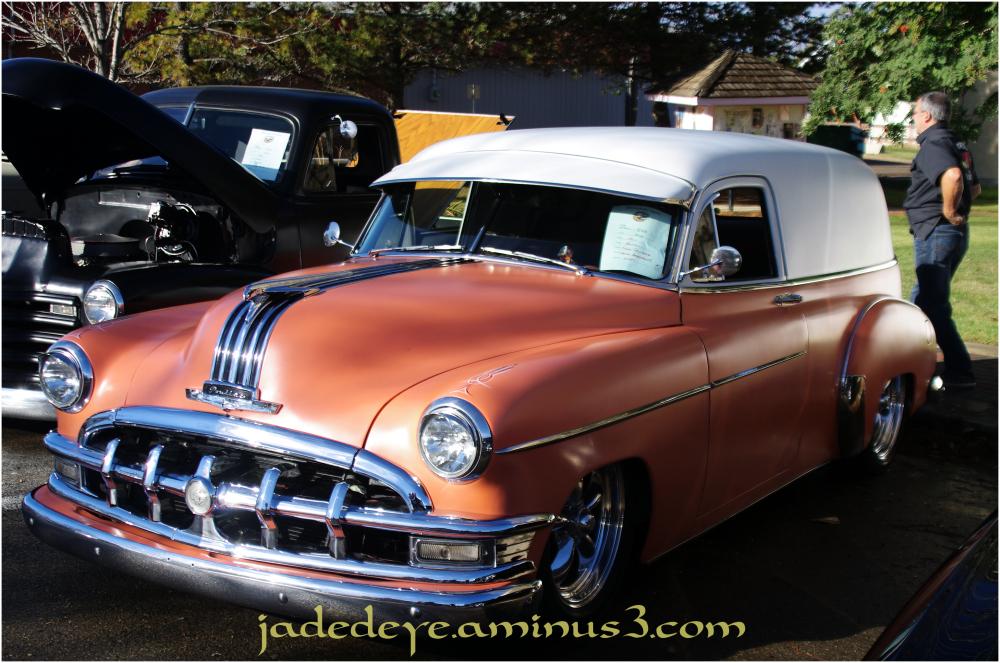 1950 Pontiac Sedan Delivery
