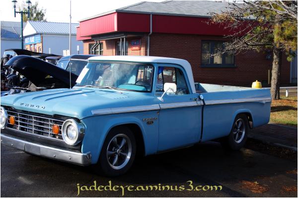 1967 Fargo Pick Up Truck