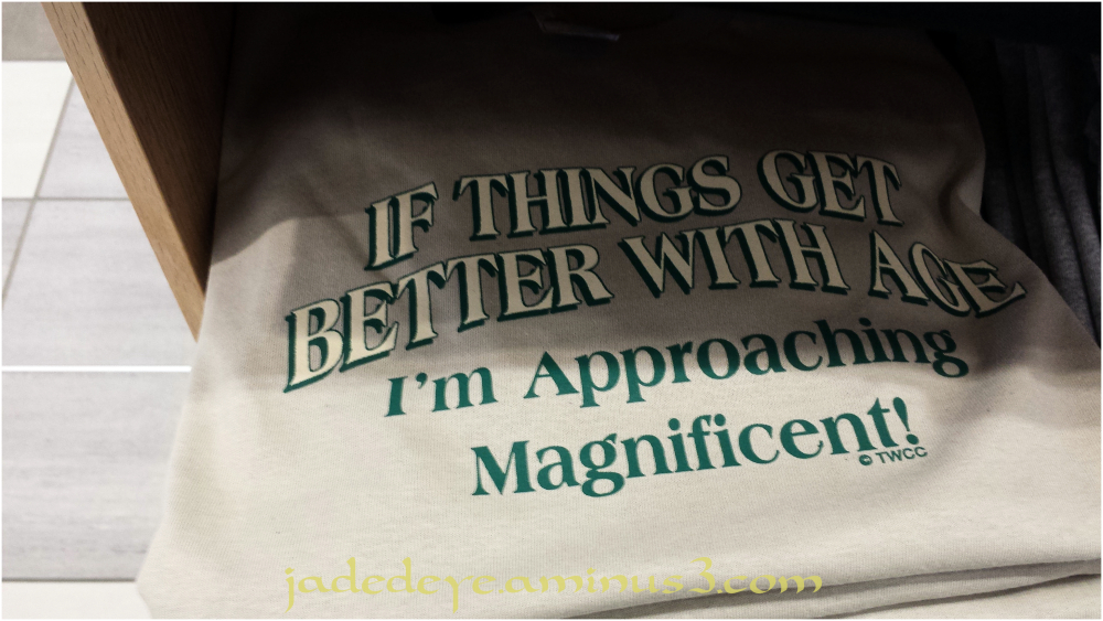 I'm Approaching Magnificent!