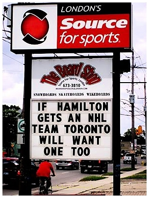 NHL Expansion Rumours