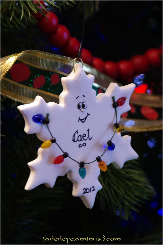 Christmas Ornament #1