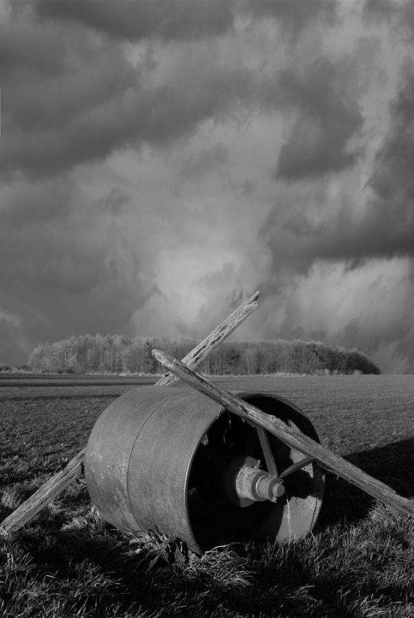 Aldington Old Farm Roller