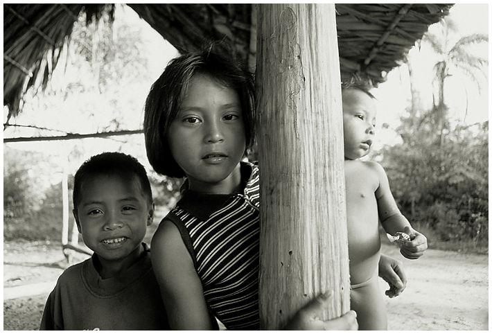 children of  Amazonas