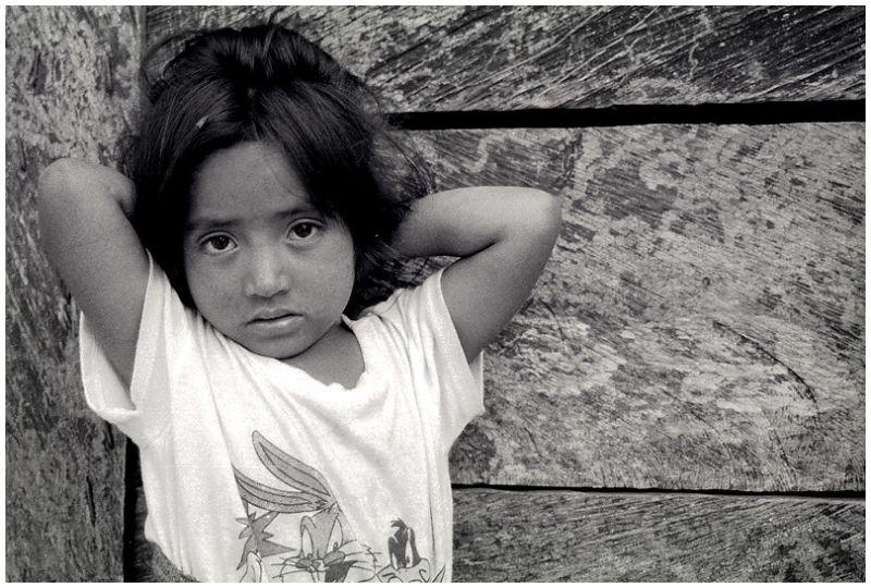 a child of Guatemala