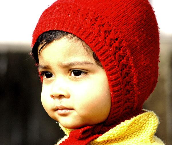 My son Nishan