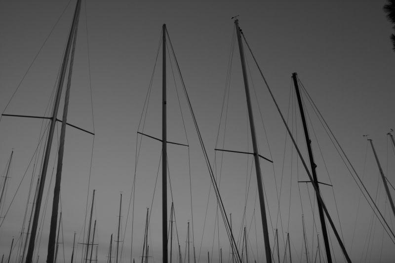 I am sailing....