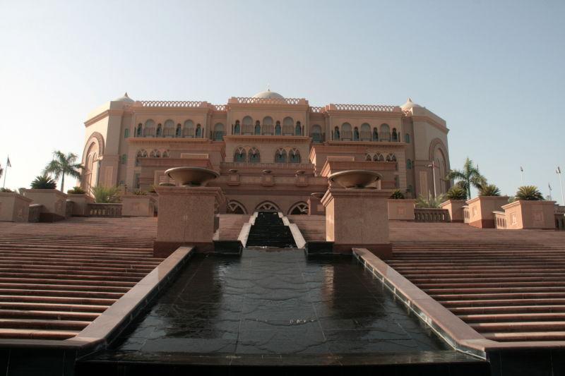 Palace... Emirates Palace