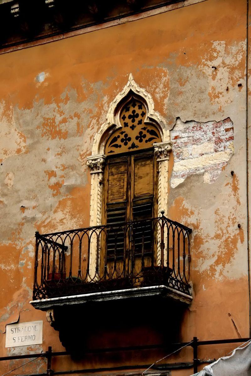 Balcony in Verona