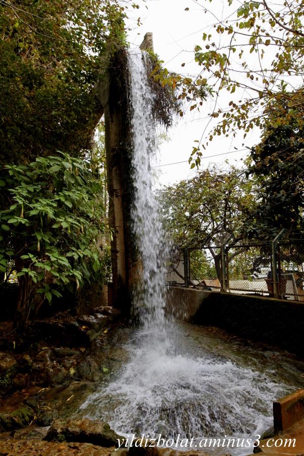 Duden Waterfall Park.