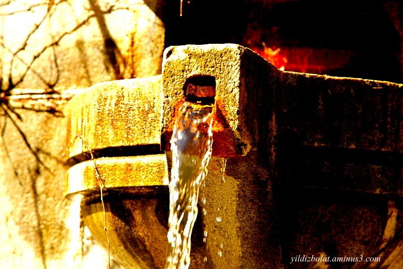 Fountain in Gamla Stan