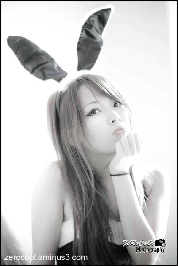 Bunny Cosplay