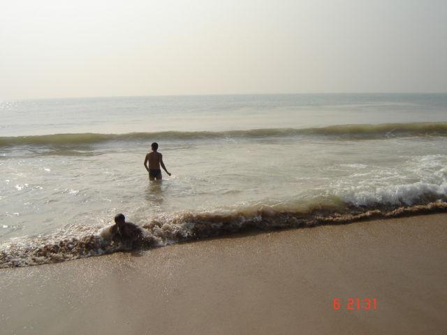 Puri Sea Beach, India