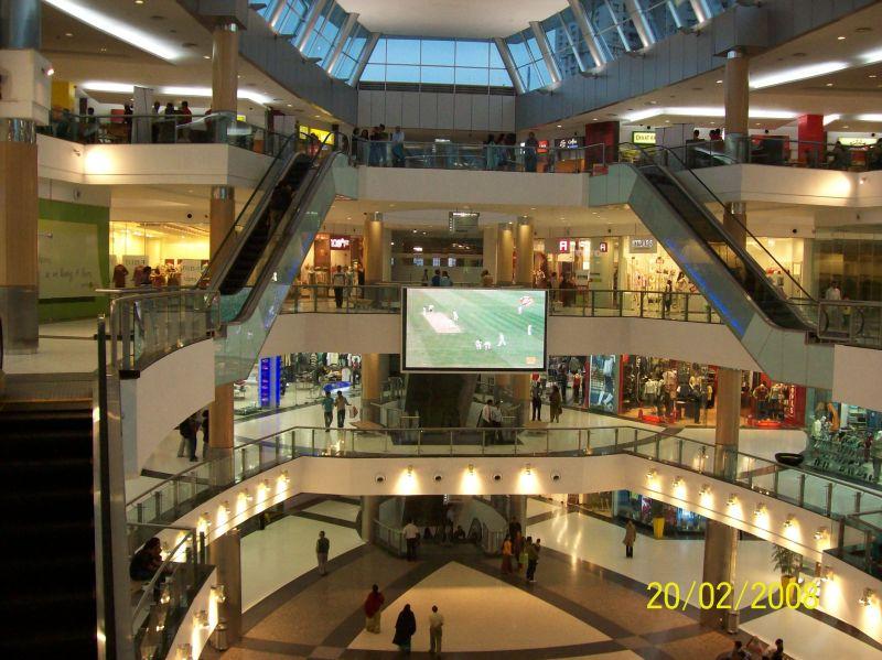 Shopping Mall in Kolkata