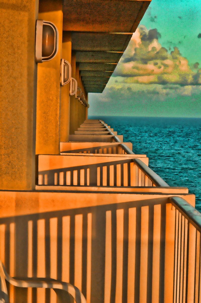urban seascape-Miami florida