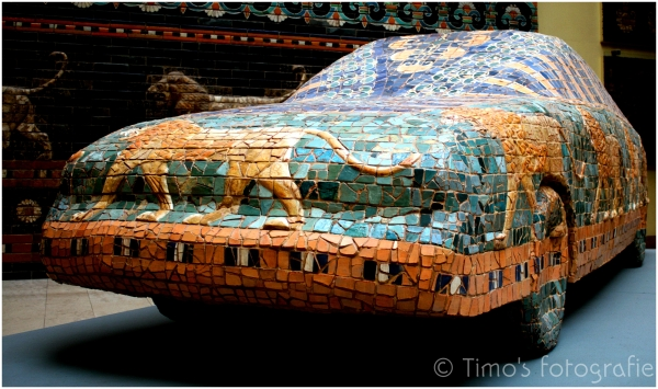 Ishtar Chariot of Nebuchadnezzar II