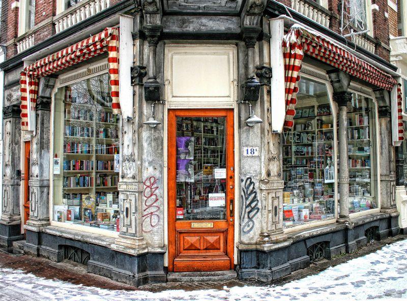 Amsterdam Book Store