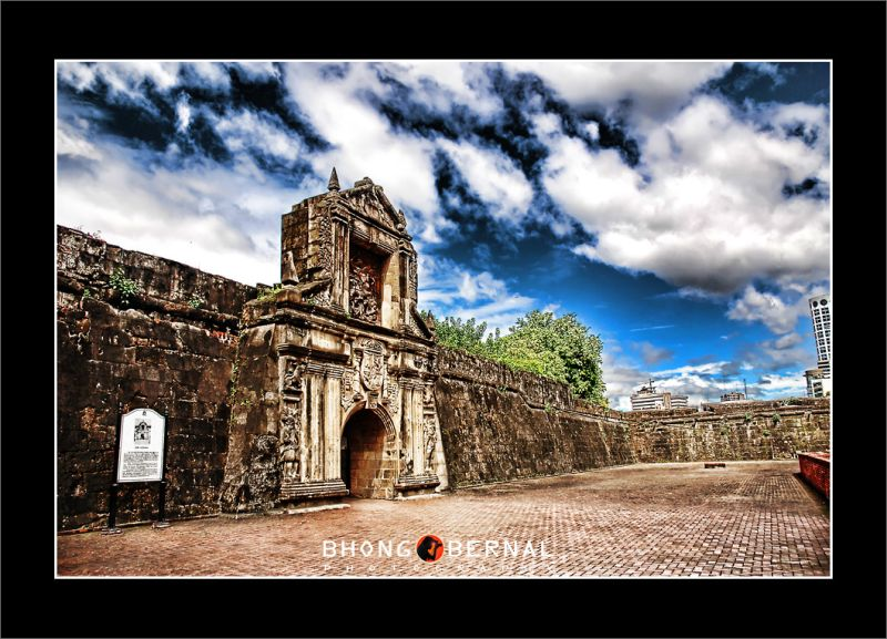 The Historical Intramuros