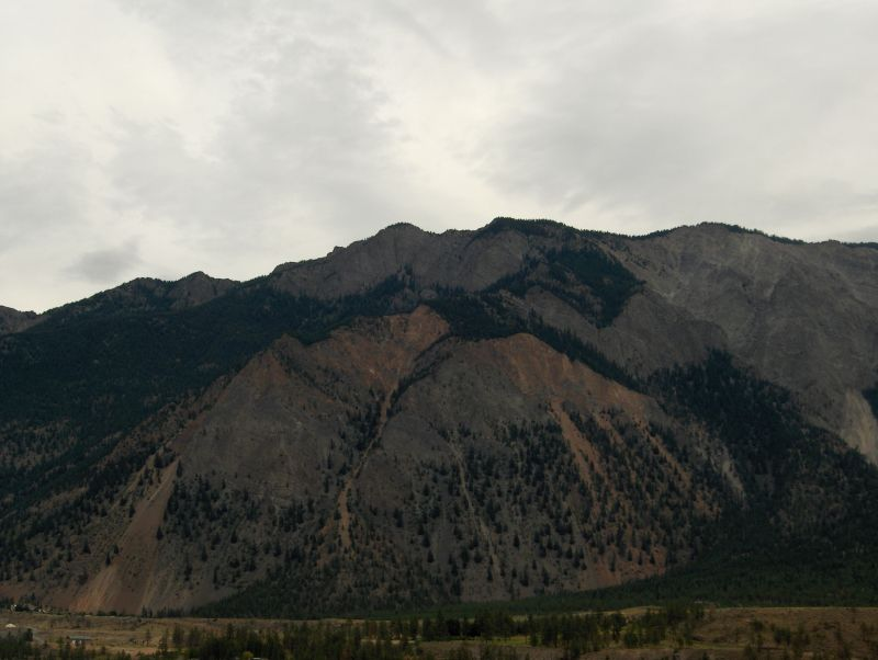 Lillooet,Mountains