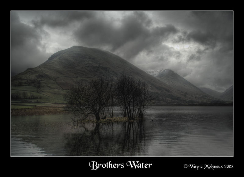 Brothers Water in Lakes