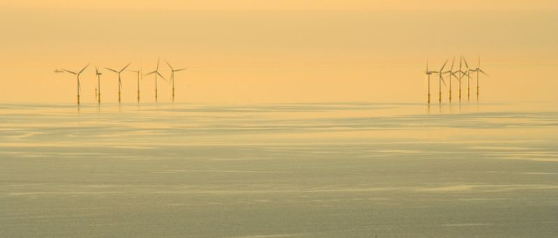 Wind Farm North Wales