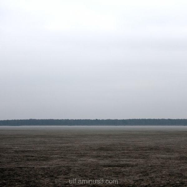 Lake and sky
