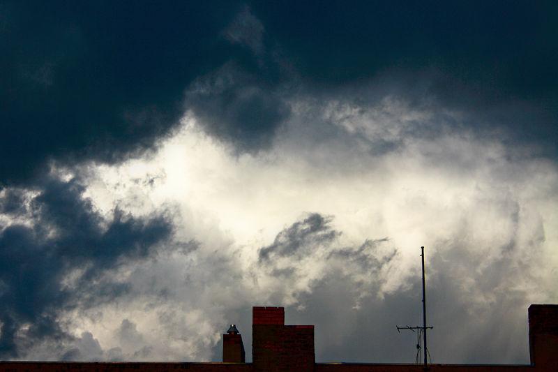 Sky Clouds Light