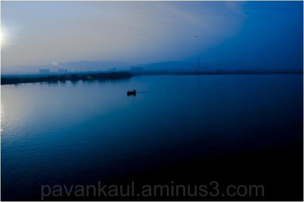 Boat at Daybreak