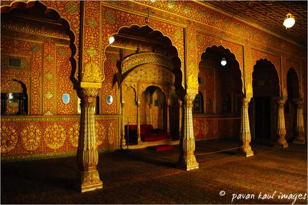 palace interiors